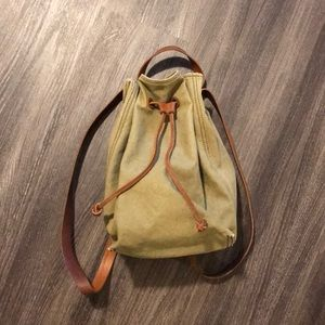 Madewell Canvas Backpack